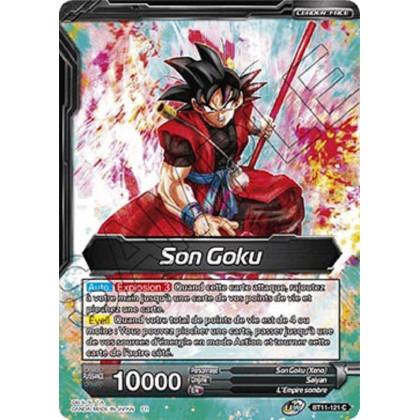 image BT11-121 Son Goku // Son Goku SS4, Gardien de l'Histoire