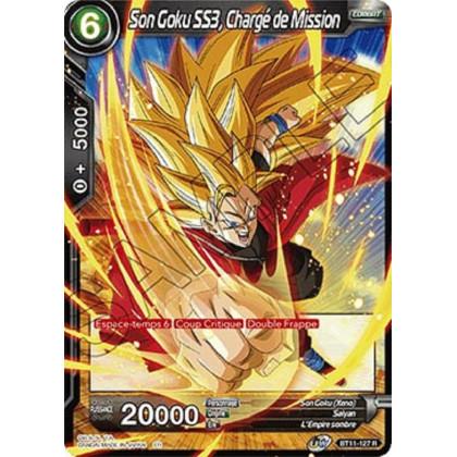 image BT11-127 Son Goku SS3, Chargé de Mission