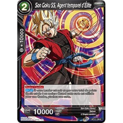 image BT11-128 Son Goku SS, Agent temporel d'Élite