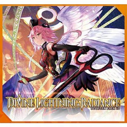 image Booster V-BT12 Divine Lightning Radiance