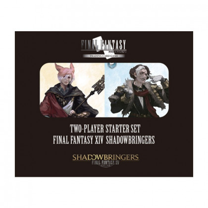image Set de démarrage 2 joueurs FF XIV Shadowbringers