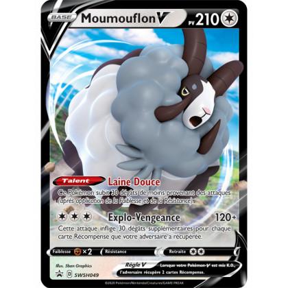 SWSH049 Moumouflon V