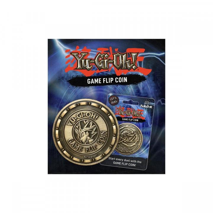 Pièce Yu-Gi-Oh! Yami Yugi Réplique 1/1 Flip Coin