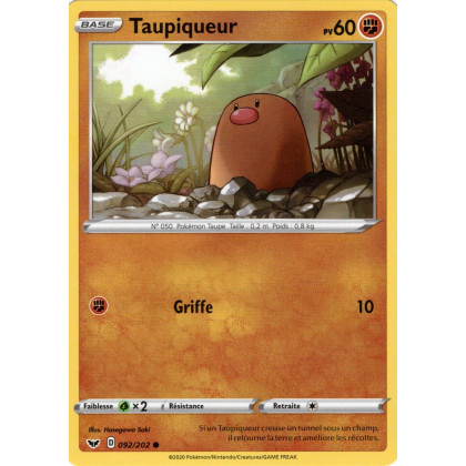 SWSH01_092/202 Taupiqueur
