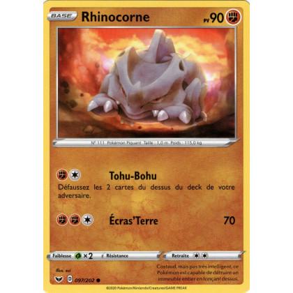 SWSH01_097/202 Rhinocorne