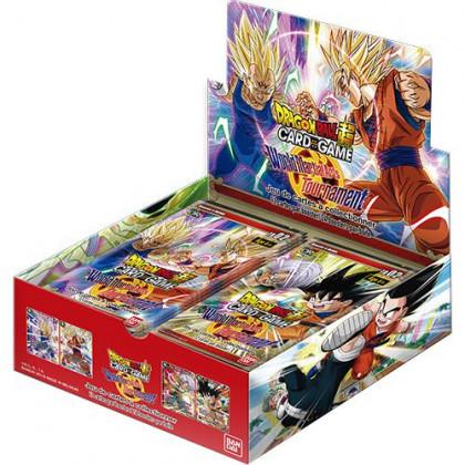 Dragon Ball Super - Bandai - Boites Boosters Français - De 24 Theme Boosters Serie 2 - TB02 - World Martial Arts Tournament