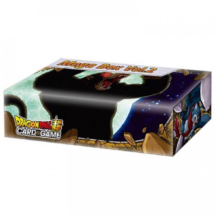 Coffret Dragon Ball Super Card Game Mega Box vol.2