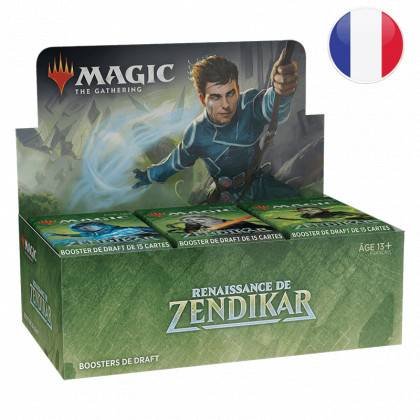 Boîte 36 Boosters Magic MTG...