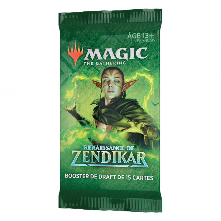 Booster Magic MTG : Renaissance de Zendikar