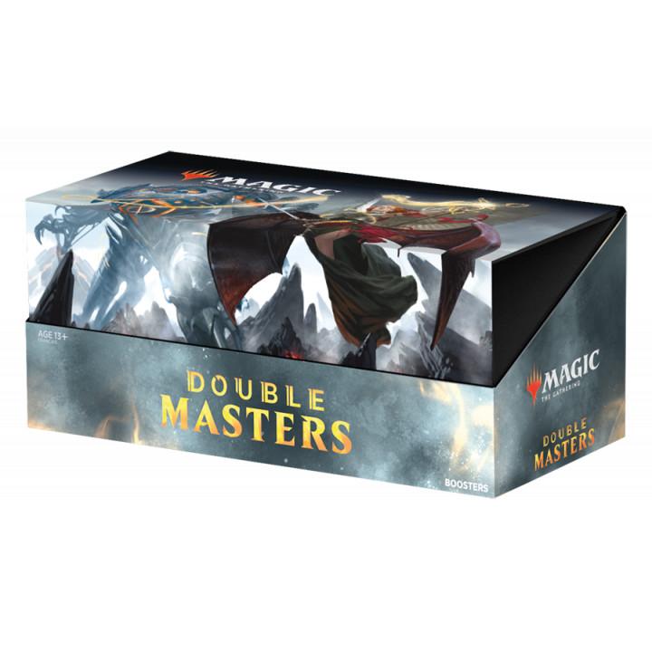 Boite de 24 Boosters Magic MTG : Double Masters