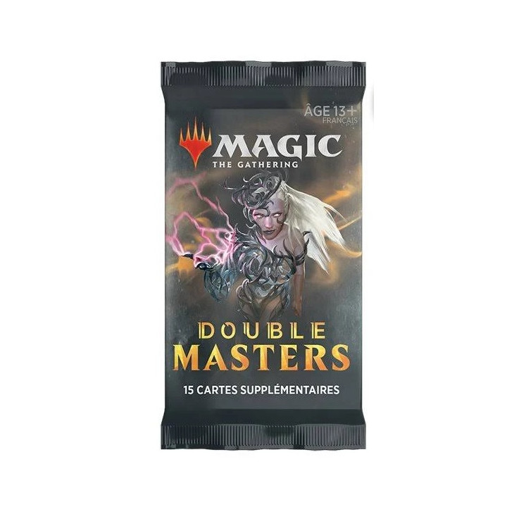 Booster Magic MTG : Double Masters