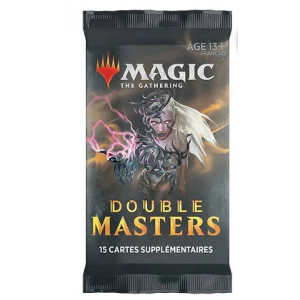 Booster Magic MTG : Double...