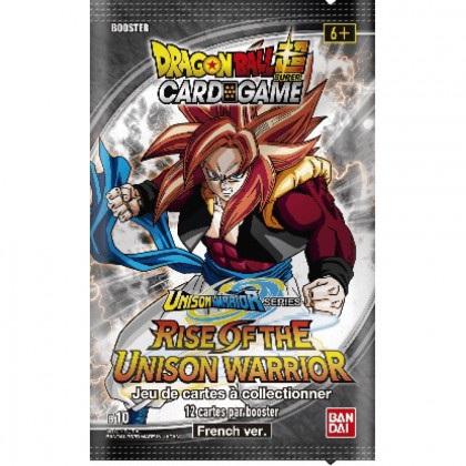 Booster Rise Of The Unison Warrior - Dragon Ball FR