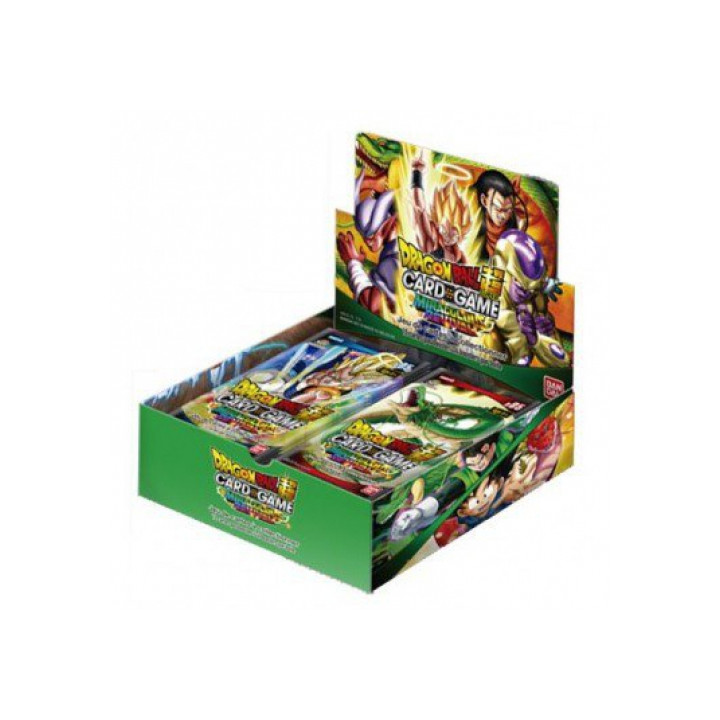 Dragon Ball Super - Bandai - Boites Boosters Français - De 24 Boosters - Serie 5 - B05 - Miraculous Revival