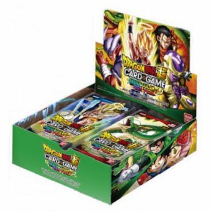Display Boîte de 24 Boosters Série 5 Miraculous Revival Dragon Ball FR
