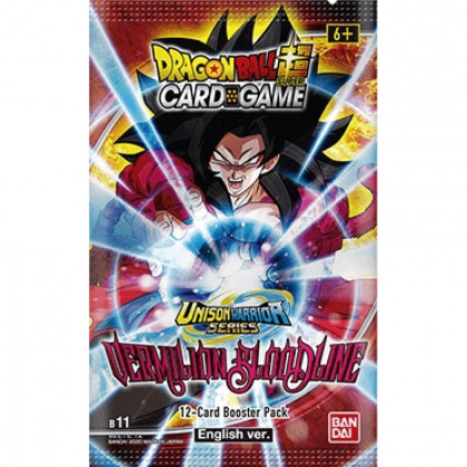 Booster Vermilion Bloodline - Dragon Ball FR