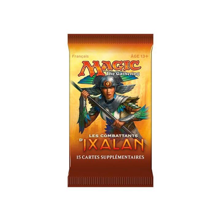 Booster Les Combattants d'Ixalan