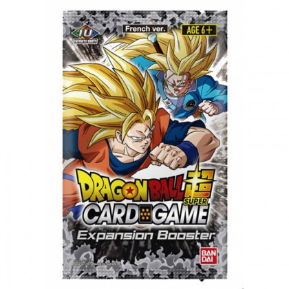 Dragon Ball Super - Boosters en Français - EB01 - Expansion Boosters