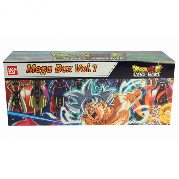 Dragon Ball Super - Packs Edition Spéciale - Mega Box Vol. 1 - Tournoi du Pouvoir