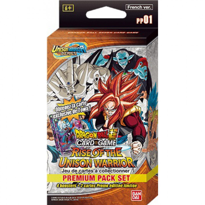 Dragon Ball Super - Packs Edition Spéciale - Serie 10 - PP01 - Rise of the Unison Warrior