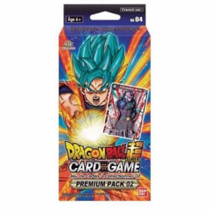Premium Pack 02 Anniversary Dragon Ball VF