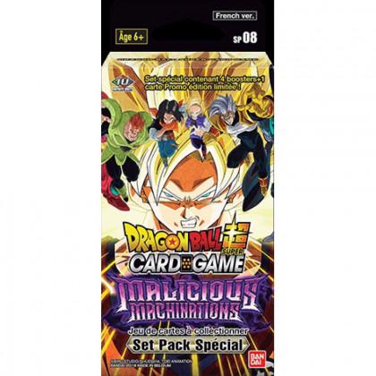 Dragon Ball Super - Bandai - Packs Edition Spéciale - Serie 8 - SP08 - Malicious Machinations