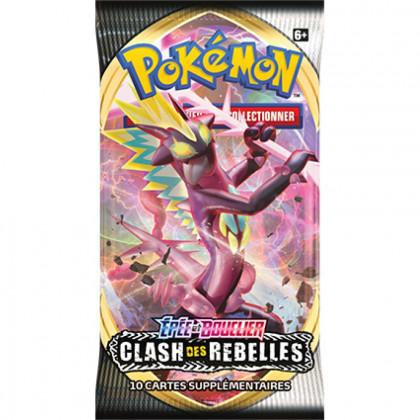 Pokémon - Boosters en Français - EB02 - Épée et Bouclier 2 Clash des Rebelles