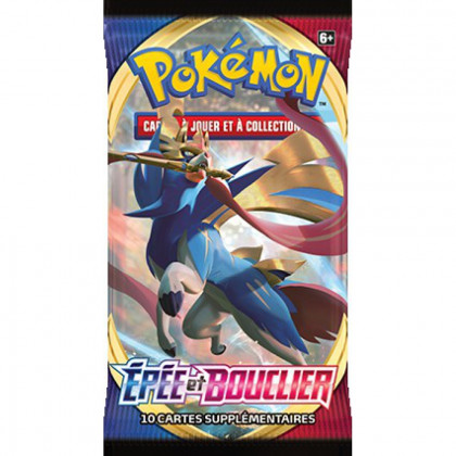 Pokémon - The Pokémon Company - Boosters en Français - EB01 - Épée et Bouclier 1
