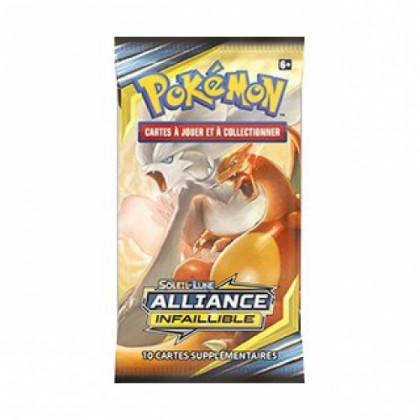 Pokémon - The Pokémon Company - Boosters en Français - SL10 - Soleil Et Lune 10 - Alliance Infaillible