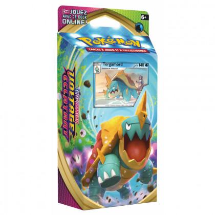 Pokémon - Decks Préconstruits - EB04 - Épée et Bouclier 4 Voltage Eclatant - Torgamord