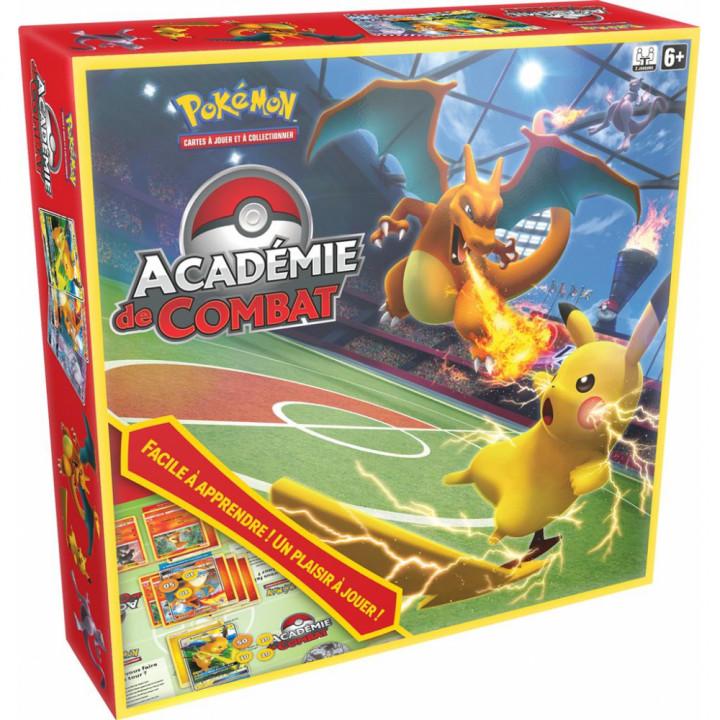 Pokémon - Coffret - Academie de Combat