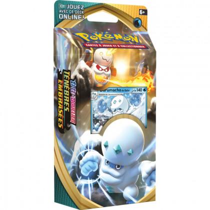 Deck à thème EB03 Ténèbres Embrasées Darumacho de Galar - Pokémon FR