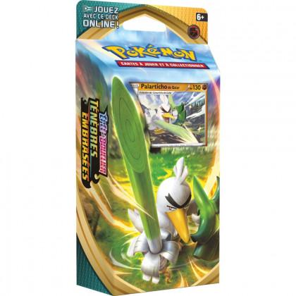 Deck à thème EB03 Ténèbres Embrasées Palarticho de Galar - Pokémon FR