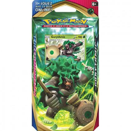Pokémon - The Pokémon Company - Decks Préconstruits - EB01 - Épée et Bouclier 1 - Gorythmic