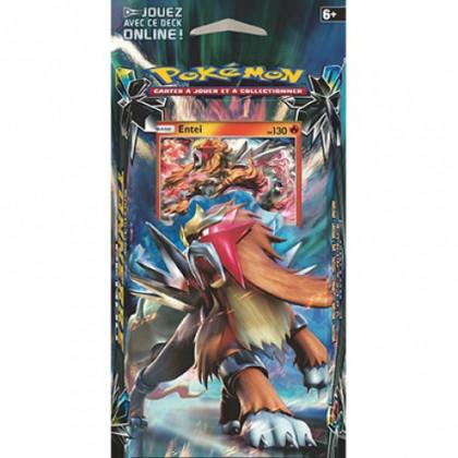 Pokémon - Decks Préconstruits - SL8 - Soleil Et Lune 8 - Tonnerre Perdu - Entei - Brasier Volcanique