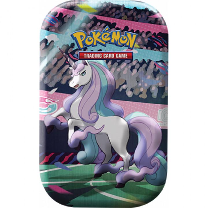 Pokémon - Pokébox - Mini Tin Galar 2 - Octobre 2020 - Galopa de Galar