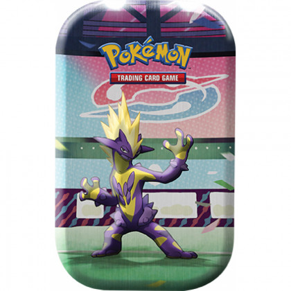 Pokémon - Pokébox - Mini Tin Galar 2 - Octobre 2020 - Salarsen