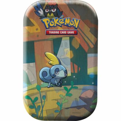Pokémon - The Pokémon Company - Pokébox - Mini Tin Les Amis de Galar - Larméléon & Minisange