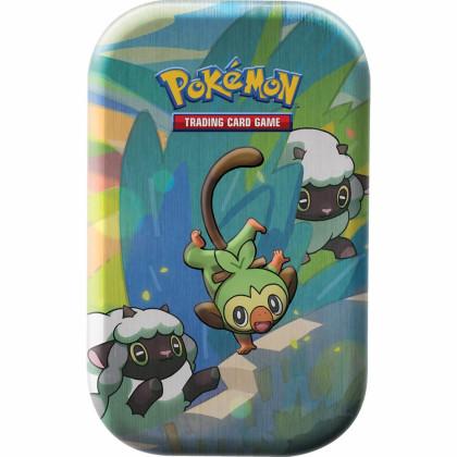 Pokémon - The Pokémon Company - Pokébox - Mini Tin Les Amis de Galar - Ouistempo & Moumouton