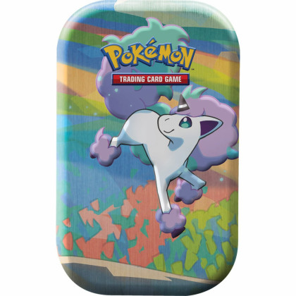 Mini Tin Les Amis de Galar Pokémon - Ponyta de Galar