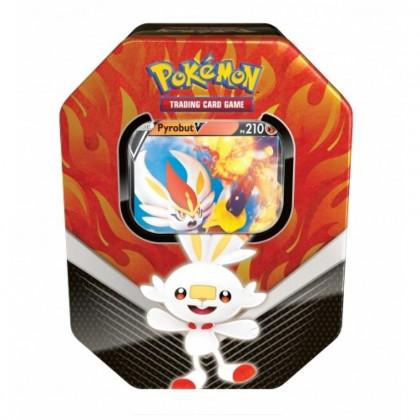 Pokémon - The Pokémon Company - Pokébox - EB01 Épée & Bouclier - Pyrobut V