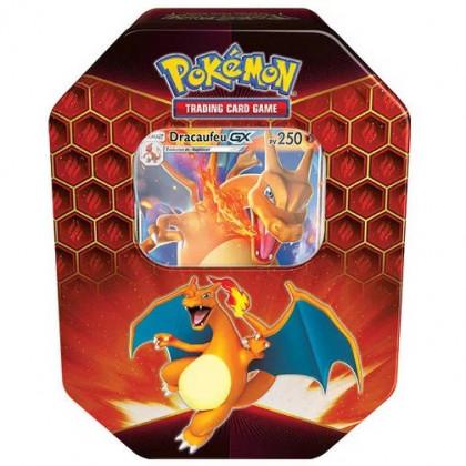 Pokémon - Pokébox - Noël 2019 - SL11.5 Destinées Occultes - Dracaufeu GX