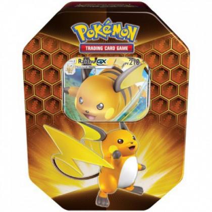 Pokémon - Pokébox - Noël 2019 - SL11.5 Destinées Occultes - Raichu GX
