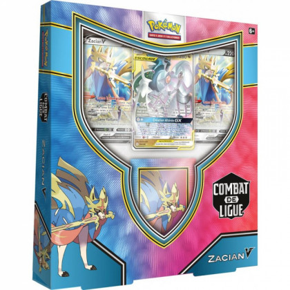 Pokémon - Decks Préconstruits - Deck Combat de Ligue - Zacian V