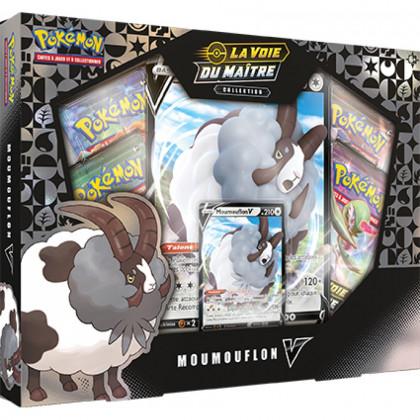 Pokémon - Coffret - EB3.5 La Voie du Maître - Moumouflon V