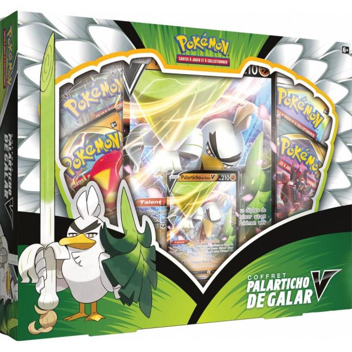 Coffret Palarticho de Galar V - Pokémon FR