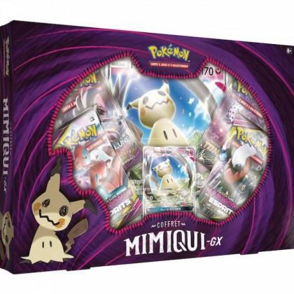 Pokémon - Coffret - Mimiqui Gx