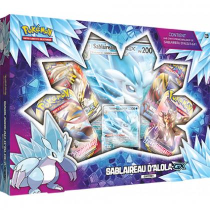 Pokémon - Coffret - Sablaireau d'Alola GX