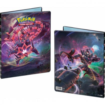 Pokémon - Portfolios - EB03 - Ténèbres Embrasées - Éthernatos Infinimax & Angoliath (14 Feuilles De 9 Cases 252 Cartes)
