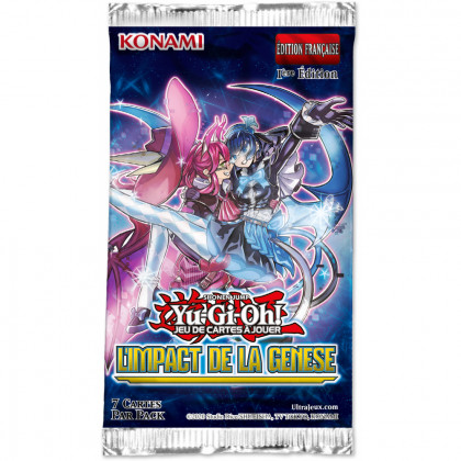 Booster Impact de la Genèse Yu-Gi-Oh! FR